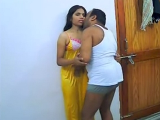 Spy vid 01. Newly married indian couple self shoot video