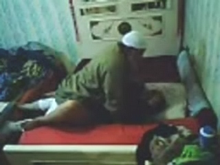 Spy vid 15. Hafiz mamu have sexual intercourse his own wife in hotel room unaware of spy cam