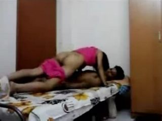 Spy vid 20. Voyeur sex of young indian couple captured by spycam